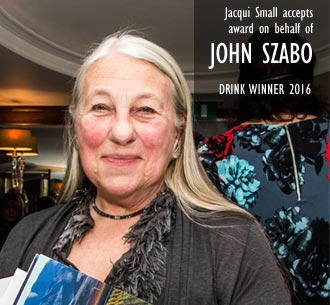 John Szabo, Drink Winner 2016